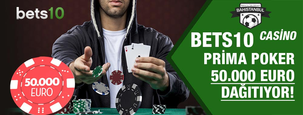 bets10 prima poker